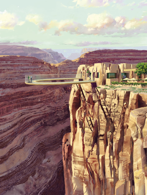 Skywalk @ Grand Canyon West