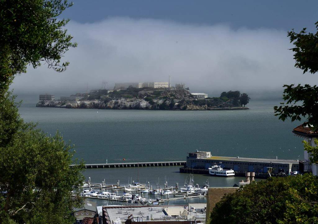 Alcatraz – The Rock