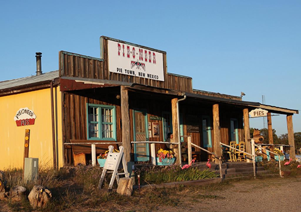 Pie Town, New Mexico – Wir lieben Kuchen, Sie auch?