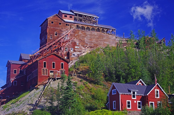 Kennecott/Kennicott, Alaska