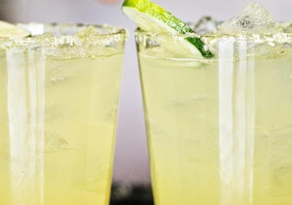 Margaritas schlürfen in Austin, Texas