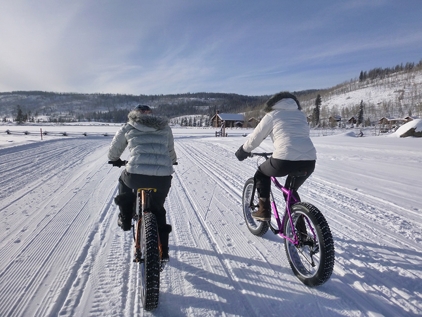 Vista Verde Ranch Fat Bike